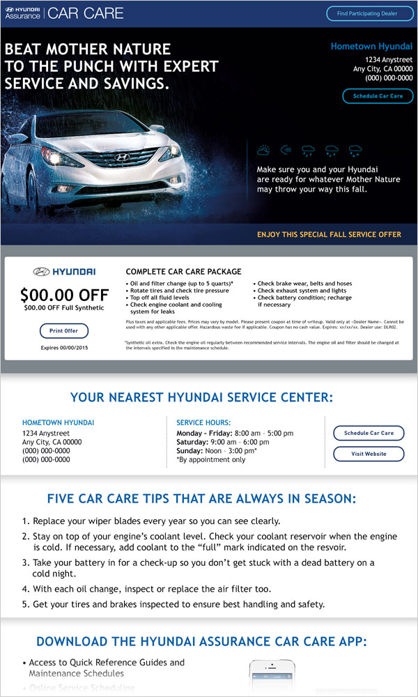 hyundai loyalty program