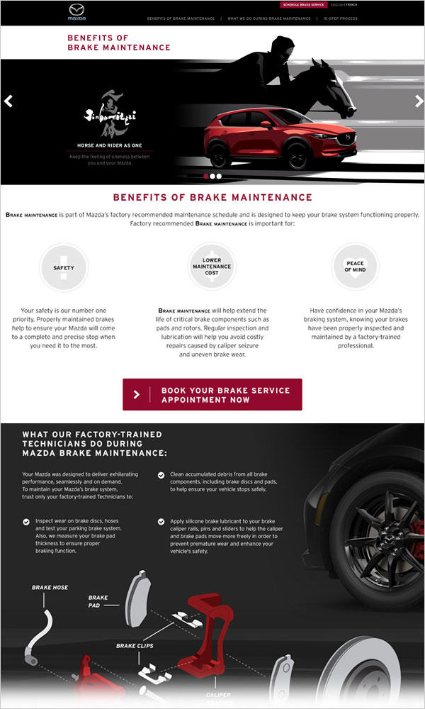 automotive service marketing